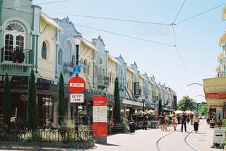 建物,街並み,海外,フィルム,海外旅行,ニュージーランド,クライストチャーチ,フィルム写真