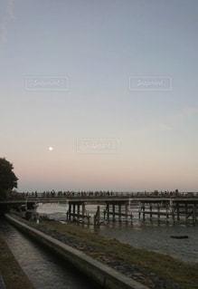 渡月橋の写真・画像素材[1666795]