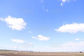 青い空の写真・画像素材[1866177]