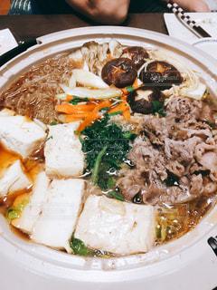 鍋,夕食,お肉,すき焼き,ごちそう