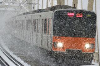 雪,鉄道,東武,東武鉄道,雪と鉄道