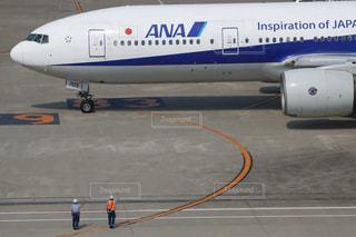 飛行機,手,ANA,航空機,いってらっしゃい,全日空