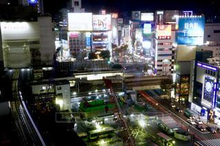 夜の渋谷。の写真・画像素材[1693801]