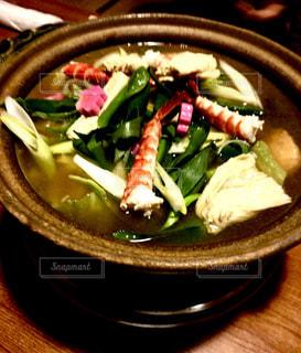 春先の鍋料理の写真・画像素材[1694167]