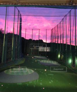夜ライトアップ橋の写真・画像素材[1793324]