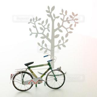 自転車の小物の写真・画像素材[1676235]