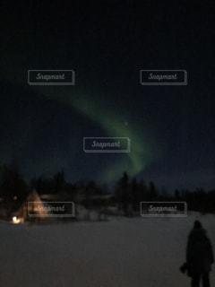 風景,夜景,雪,海外,幻想的,旅行,カナダ,思い出,オーロラ,イエローナイフ,マイナス,フォトジェニック,冬極寒