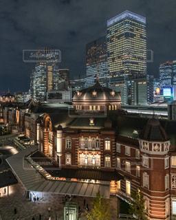 東京駅丸の内駅舎の写真・画像素材[1684859]