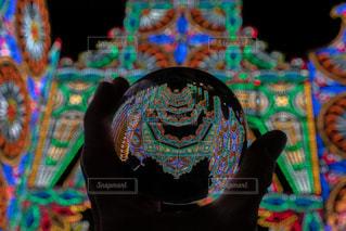 万華鏡の世界の写真・画像素材[1685107]