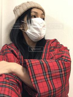 風邪予防大事の写真・画像素材[1679157]