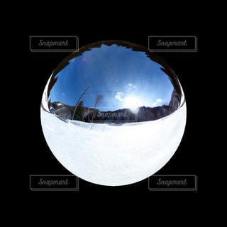雪景色の写真・画像素材[1678973]