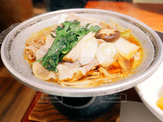 山形で食べた鍋の写真・画像素材[1778247]