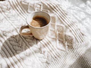 コーヒー,白,マグカップ,カップ,ベージュ,フォトジェニック,インスタ映え,住宅・インテリア,インテリア・家具,ミルクティー色