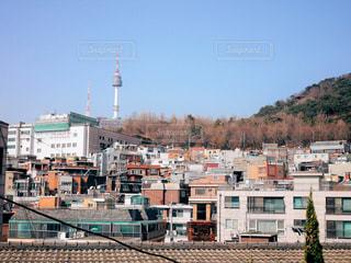 韓国の経理団通りの写真・画像素材[2034110]