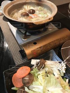 それで料理した鍋の写真・画像素材[1696226]