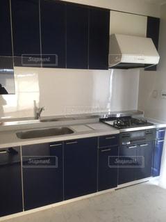 新しいキッチンの写真・画像素材[1862924]