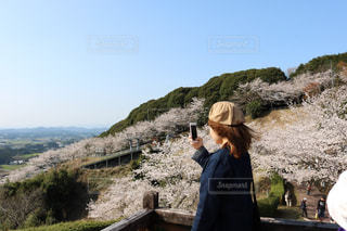 桜,カップル,花見,写真,一眼レフ,彼氏,彼女,おしゃれ