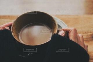 コーヒーを一杯飲むの写真・画像素材[3968759]