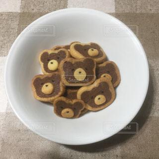 スイーツ,お菓子,クッキー,可愛い,バレンタイン,熊,焼きたて,bear,クマ,ベアー,cookie,Valentine