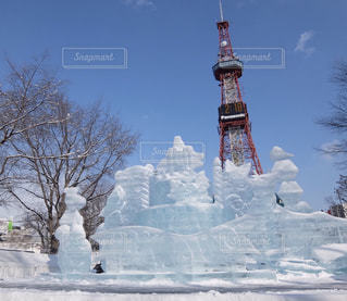 札幌雪まつりの写真・画像素材[1691489]