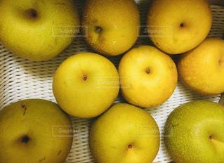 梨って水々しくて美味しい。の写真・画像素材[1770177]