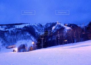 石狩平原スキー場の写真・画像素材[1789395]