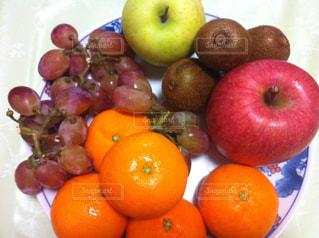 フジ,りんご,大皿,ぶどう,キーウイ,王林