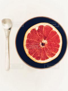 グレープフルーツ,フレッシュ,柑橘系,柳宗理,白山陶器,アイスクリームスプーン