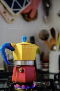 コーヒーの写真・画像素材[1853541]