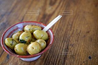 モロッコの食卓 オリーブの写真・画像素材[2270088]