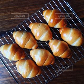 手作りパンの写真・画像素材[185801]