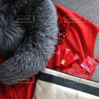 赤いドレスとアスタリフト - No.774075