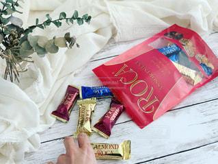チョコレート,アソート,アーモンドロカ