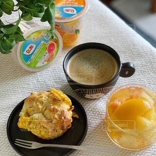 食べ物,コーヒー,フルーツ,カップ,ドール,フルーツカップ