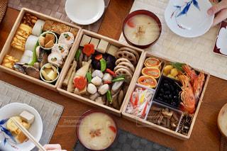 おせち料理の写真・画像素材[1763994]