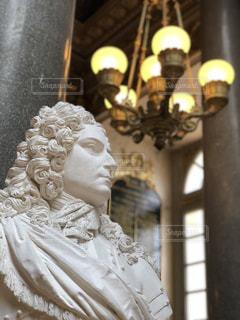 風景,海外,景色,旅行,フランス,パリ,像,海外旅行,彫刻,ヴェルサイユ宮殿,フォトジェニック
