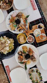 お正月ご飯の写真・画像素材[1731182]