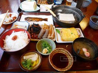 思い出の湯豆腐の写真・画像素材[1694941]