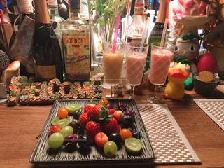 食べ物,カラフル,いちご,苺,フルーツ,果物,キウイ,ブドウ,イチゴ,フルーツバー