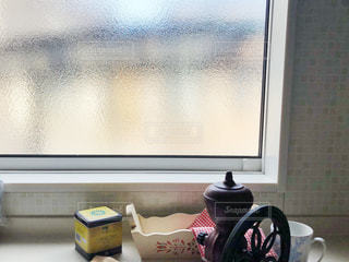 お茶の時間の写真・画像素材[1800258]