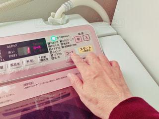 洗濯の写真・画像素材[1911134]