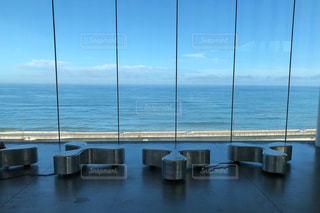 海が見えるの写真・画像素材[2328607]