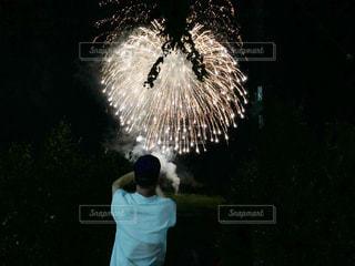 花火の写真・画像素材[2334221]