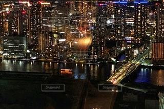 夜景の写真・画像素材[2735361]