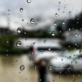 梅雨の風景の写真・画像素材[4467009]