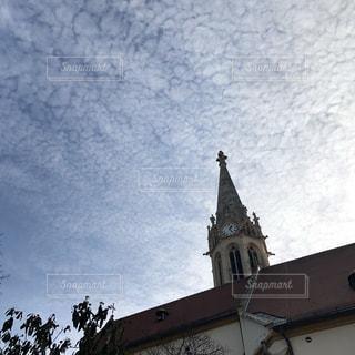 空,雲,ヨーロッパ,教会,オーストリア,ドイツ,ウィーン