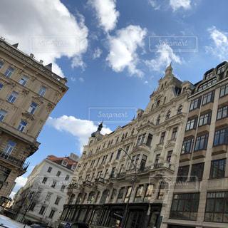 空,建物,街並み,ヨーロッパ,オーストリア,ドイツ,ウィーン