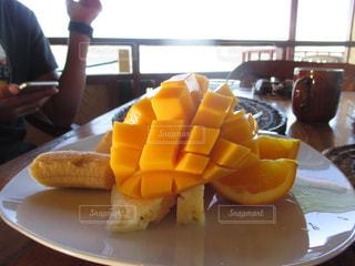 食べ物,食事,マンゴー,テーブル,フルーツ,果物