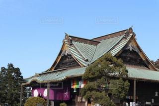お寺の写真・画像素材[1727600]