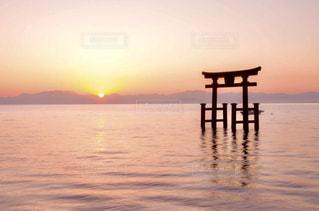 朝日の写真・画像素材[1728815]